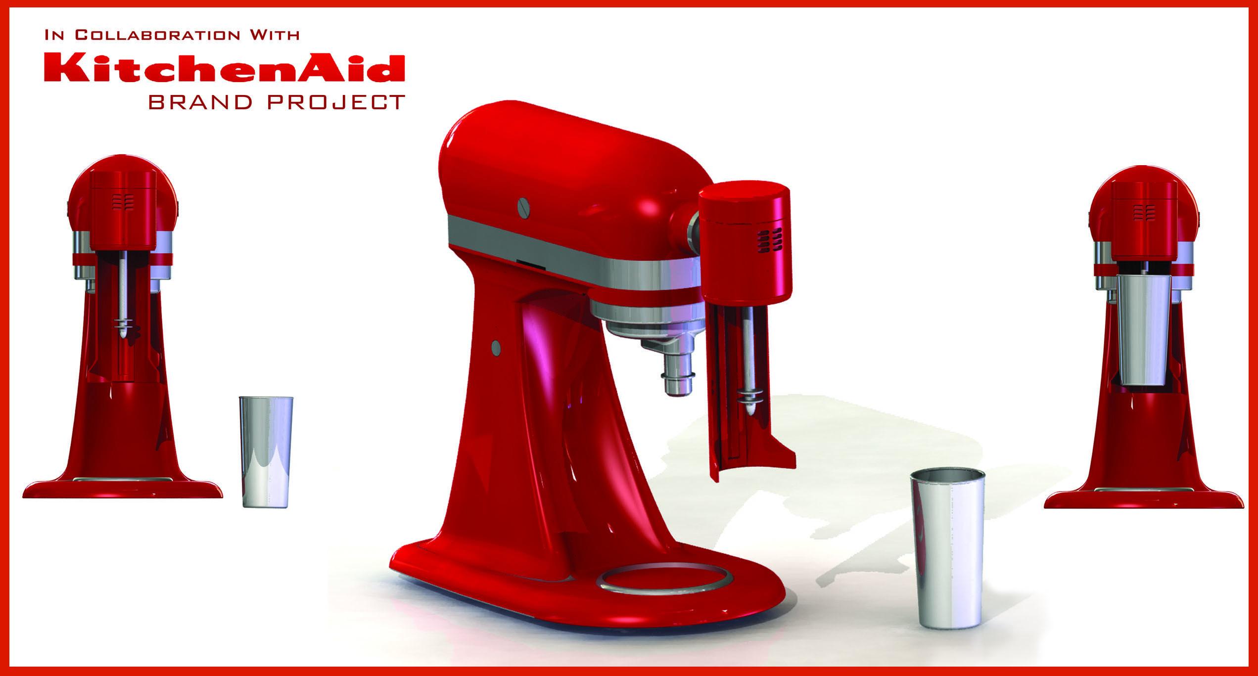 Kitchenaide Mixer Attachments
